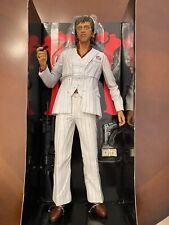 NECA Reel Toys Scarface 18 Figure Motion Activated Sound Tony Montana Al Pacino