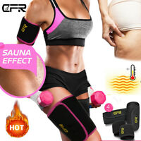 Sweat Sauna Belt Thigh&Arm Trimmer Shaper Fat Burner Body Slimming Cincher Hot