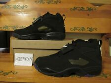 DS Nike Air Diamond Turf Size 11 OG Black Purple Deion Sanders OG Ravens gold