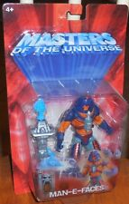Motu MAN-E-FACES New 2002 200x Masters Of The Universe He-Man MANEFACES
