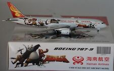 JC Wings LH4028 Boeing 787-9 Hainan Airlines B-1540 Kung Fu Panda in 1:400