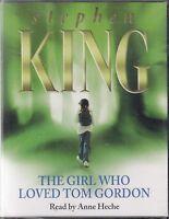 The Girl Who Loved Tom Gordon Stephen King 6 Cassette Audio Book Abridged Horror