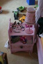 Spiegelburg Prinzessin Lillifee Kinderzimmer Bett Nachtisch Lampe
