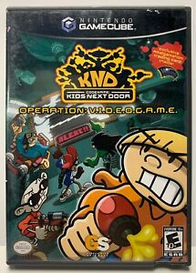 Operation Video Game for Nintendo GameCube No Manual Black Label NTSC By GS