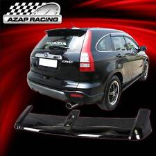 2007-2011 Painted Pearl Black ABS Rear Trunk Spoiler Wing Fits Honda CRV CR-V