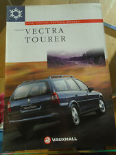 Vauxhall Vectra Tourer brochure Sep 1997