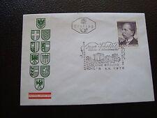 AUTRICHE - enveloppe 1er jour 6/2/1970 (B3) austria