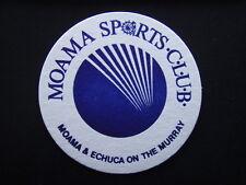 MOAMA SPORTS CLUB MOAMA & ECHUCA ON THE MURRAY COASTER