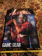 '90s Video Game Inserts [LOT of 6] POSTERS [Shadow Man_Extreme G_WWF_Acclaim_+]