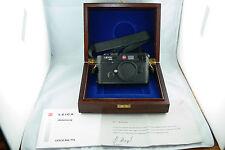 Leica m6 TTL 0,72 BLACK prototipo rarità