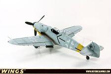 1:48 Pro Built Airplane Model Luftwaffe German Fighter Bf109 G-6 Herman Graf