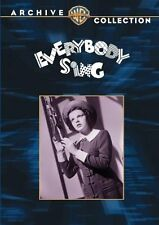 EVERYBODY SING -  (1938 Judy Garland) Region Free DVD - Sealed