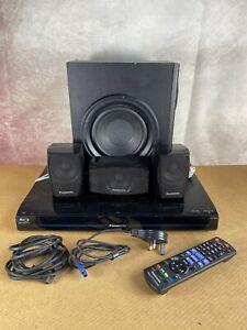 Panasonic SA-BT230 Blu-Ray DVD 3.1 Surround Sound System Remote HDMi iPod