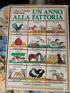 Un anno alla fattoria, Alice e Martin Provensen, Mondadori 1982