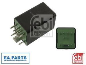 Relay, glow plug system for AUDI SEAT SKODA FEBI BILSTEIN 100656