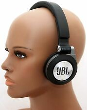 JBL E40BT BLACK Synchros Bluetooth Folding Stereo Headphones w/Mic iPad/4/3/2 -C