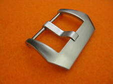 22mm PRE-V SCREW IN Swiss Stainless BUCKLE made for PANERAI Strap 1PC Brush