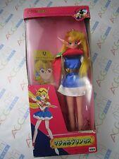 Anime Akazukin ChaCha Magical Princess Figure Doll TAKARA Japan Vintage USED