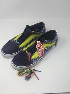 Vans Old Skool Tie Dye Mysterioso - Size 11.5 Mens - New