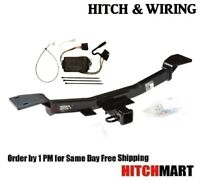 CLASS 3 TRAILER HITCH & TOW WIRING FOR 2005-2010 KIA SPORTAGE 6 CYL   87447