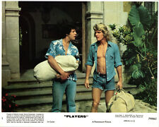 Players  original lobby card Dean Paul Martin bare chested