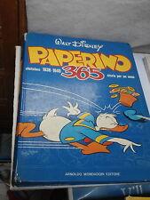 PAPERINO 365 - sketches 1936-1945 DISNEY cartonato Mondadori 1977 Marco Rota