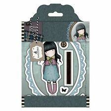 WAITING - Santoro Gorjuss - Urban Rubber Stamp Set