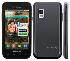 Samsung Galaxy S Fascinate I500 Black Verizon Phone Must Read