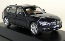 Herpa 1/43 Scale - BMW 3 Series Touring F31 Imperial Blue Diecast Model Car