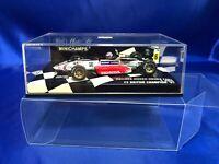 MINICHAMPS 1:43 Dallara Mugen Honda F301 t.Sato F3 British Champion '01 tracking