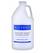 Biotone Advanced Therapy Massage & Spa Lotion - Half Gallon Bottle