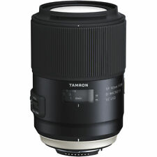 Tamron SP 90mm f/2.8 Di Macro 1:1 VC USD Lens F017 For Canon EF PX