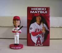 Hideki Matsui California Angels MINI Special Event PROMO Bobble Bobblehead SGA