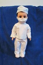 Vintage Doctor Doll by the Reliable Doll Company - Canadian Made.