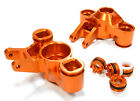 C25959ORANGE Steering Knuckles for Traxxas 1/10 E/T-Maxx need 6x13mm bearings