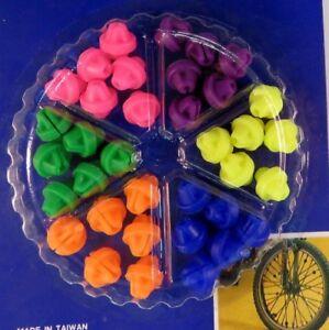 Bicycle Wheel Spokes Spokey Dokeys Spoke Beads Snap On Color & Noise