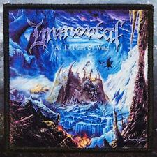 Immortal - At the Heart of Winter | Printed Patch | True Norwegian Black Metal