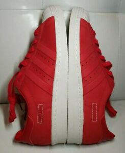 Adidas ORIGINALS SUPERSTAR 80S Sneakers Sports Shoes CG6263 Size 9