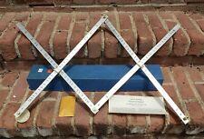 Vtg 1962 Morilla Quick Change Precision Pantograph 1290 GREAT SHAPE w/Box!!!