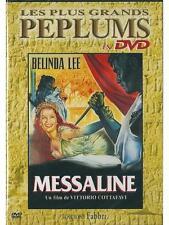 DVD NEUF COLLECTION PEPLUM MESSALINE AVEC BELINDA LEE