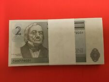 New listing Estonia 2 krooni 2007 #85b Bundle 100 pcs Uncirculated