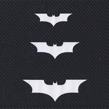 Black Batman Carbon Fiber Brake Tail Light Vinyl Sticker Decal Dark Knight