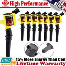 8 Ignition Coil Pack For Ford F150 Expedition 5.4L 6.8L V8 2000-2004 DG508 C1454