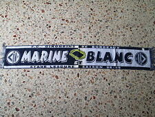 d2 sciarpa BORDEAUX FC football club calcio scarf bufanda francia france