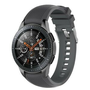 For Samsung Galaxy Watch Strap  46mm Band Silicone Gear S3 Frontier Classic 22mm