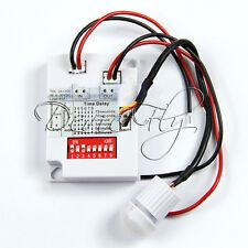 Plastic Intelligent Light Body Sensor IR infrared Module Motion Sensing Switch