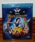 Schneewittchen Y Los Sieben Zwerge Disney Klassische nº1 Blu-Ray Neu (Ovp)