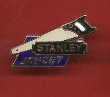 Pin's pin OUTIL TOOL STANLEY SCIE JET-CUT (ref A)