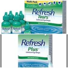 Refresh Lubricant Eye Drops,
