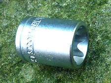 "TENG TOOLS E16 FEMALE TORX SOCKET, 3/8"" DRIVE, NEW."